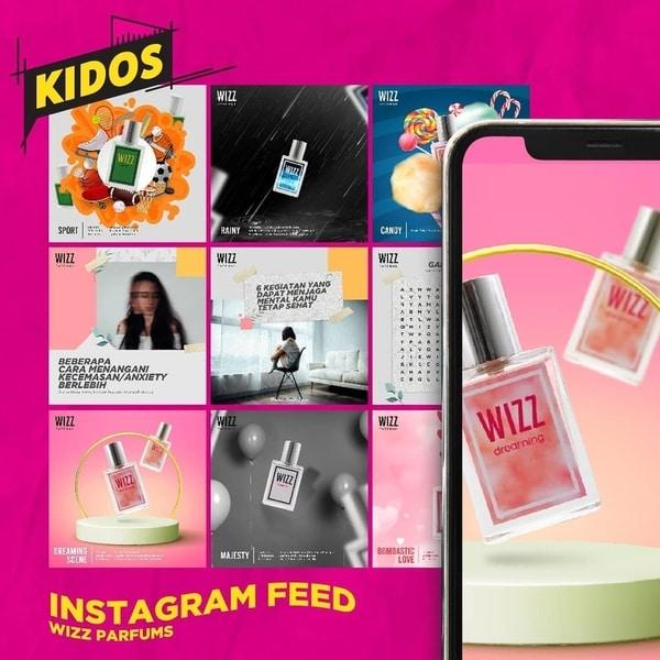jasa manajemen instagram kidos agency
